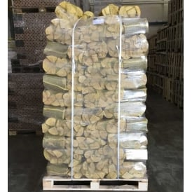 70 Handy Nets Of Kiln Dried ASH Logs Delivered On A Pallet