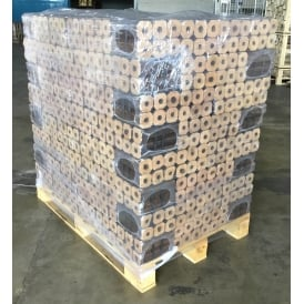 96 Convenient Packs Of GENUINE PINI KAY High Density Heat Logs